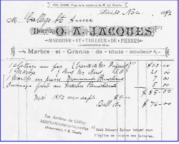 Jacques Olivier Marbrier de Lévis - 02