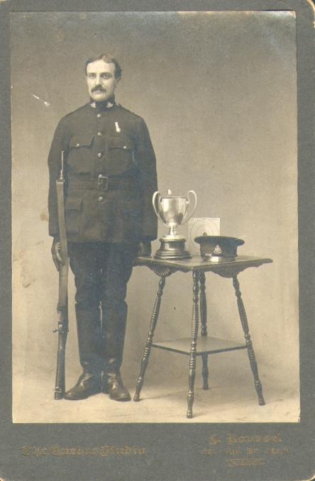 Martel Jean-Baptiste, militaire 1914-1918