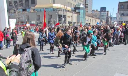 Montreal Jour de la Terre 2013