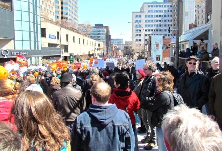 Montreal Jour de la Terre CHOIX - 22