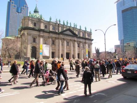 Montreal Jour de la Terre CHOIX - 23