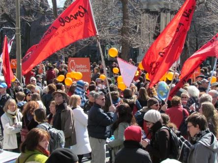 Montreal Jour de la Terre CHOIX - 24