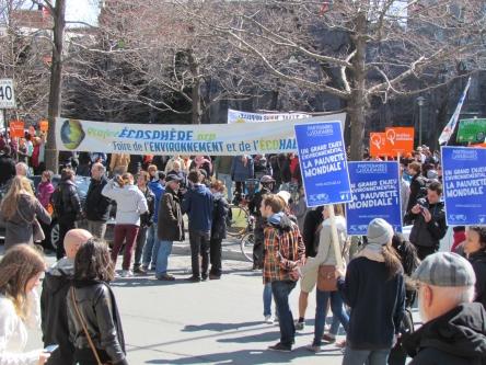 Montreal Jour de la Terre CHOIX - 25