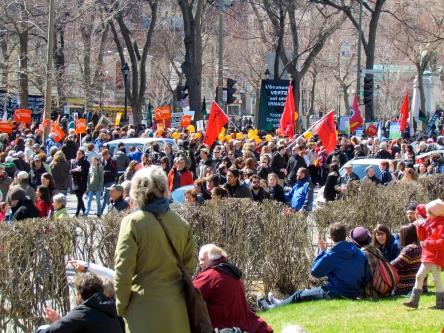 Montreal Jour de la Terre CHOIX - 27