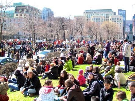 Montreal Jour de la Terre CHOIX - 28
