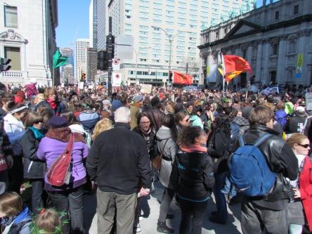 Montreal Jour de la Terre CHOIX - 30