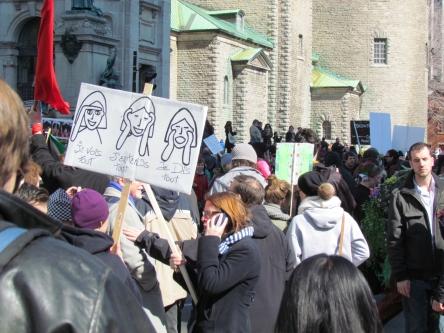 Montreal Jour de la Terre CHOIX - 32