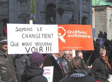 Montreal Jour de la Terre CHOIX - 33