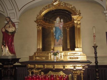 statue Notre-Dame replique levisienne
