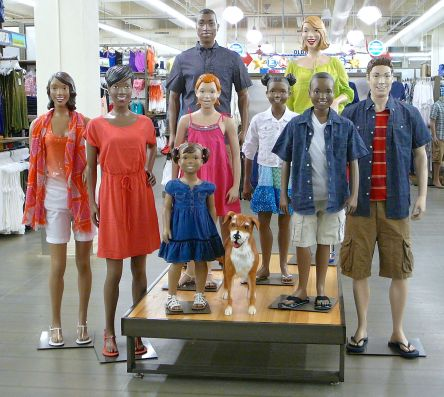 Famille du Qc Mannequins Laurier 2013-07-18