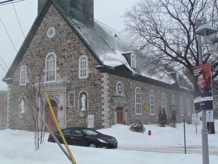 Lauzon Eglise St-Joseph_Amir Khadir QS 2014-03-30