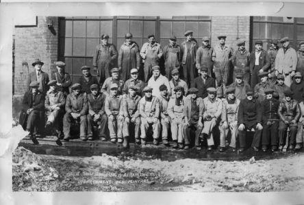 Peintres du chantier Davie 1944 partie 1 300 dpi