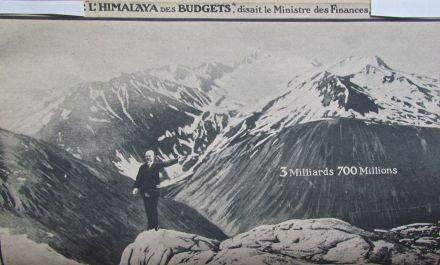 xb L'Himalaya des budgets 1906
