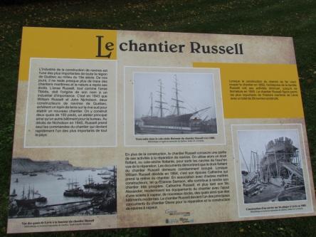 Chantier Russell_Lévis_