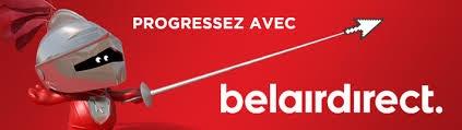 Belair Direct Publicité en 2014