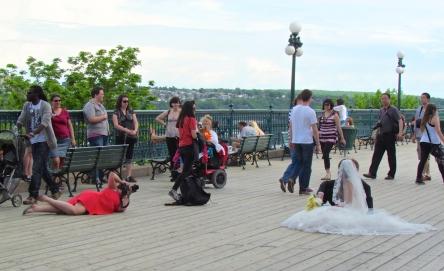 Québec_Vieux-Québec_Nouveaux mariés_07-06-2014
