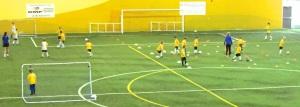 Justin soccer Stade Leclerc 23-11-2014