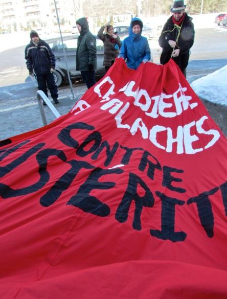 Manif contre l'austérité_Lévis_26-02-2015_ - 01