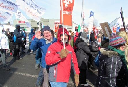 Manif contre l'austérité_Lévis_26-02-2015_ - 19