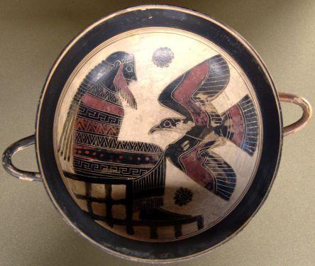 1 Zeus_chef des dieux olympiens_Naucratis_Painter_Louvre_E668