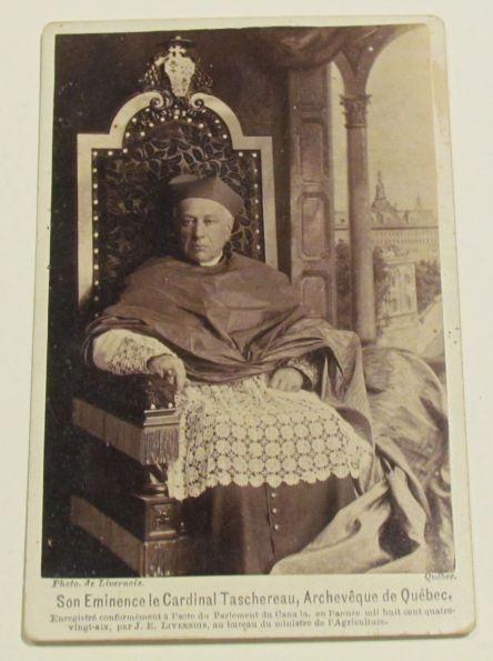 7 Cardinal E.-Alexandre Taschereau