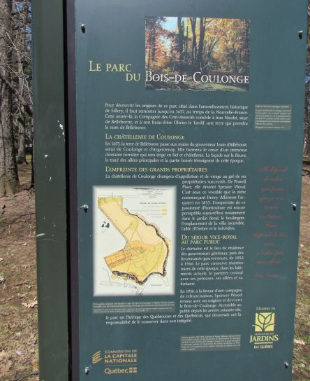 9 Québec_Parc du Bois de Coulonge_texte