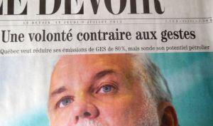 Couillard Hypocrisie Devoir 9-07-2015