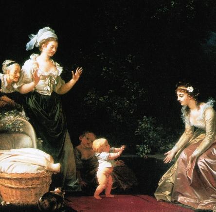 Marguerite Gérard_Le Premer Pas de l Enfance - Version 2