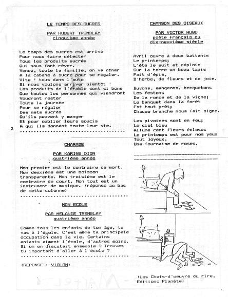 2 Le Trouve-Tout Avril 1988