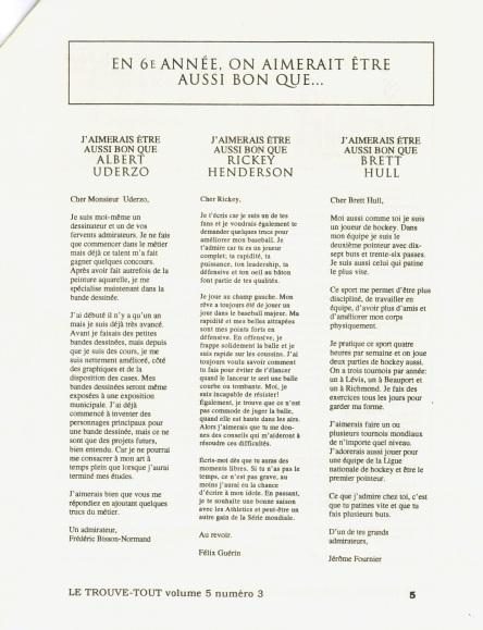 3 Le Trouve-Tout Mars 1991