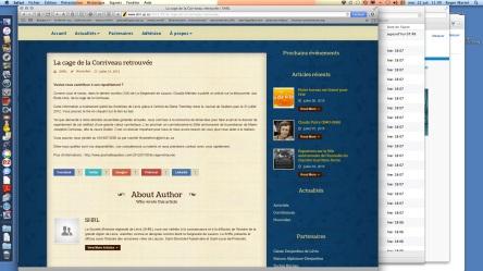 SHRL dit cage retrouvée dans web 31 07 2012