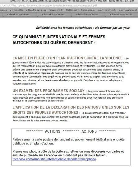 Violence et agressions contre femmes autochtones_d4