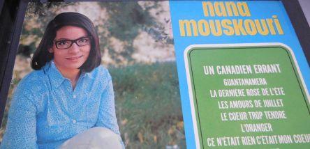 Nana Mouskouri ds sa jeunesse Fontana_1