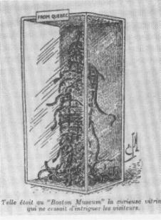 corriveau-cage Museum de Boston Museum