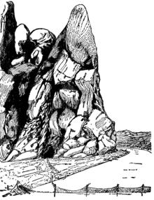 Kipling_Le chat-qui-s'en-va-tout-seul_Image de la Caverne où l'Homme et la Femme habitaient au commencement de tout