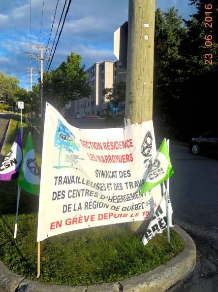 levis greve travailleurs centres-d'hebergement 23-06-2016a