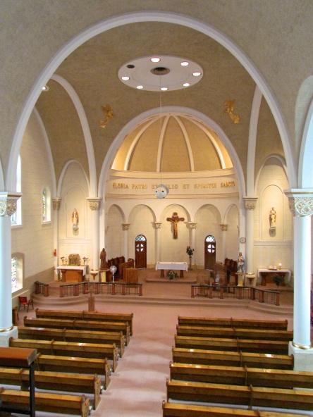chapelle_Soeurs-Charite-St-Louis_SCSL_Vu du jubé__Levis_17-07-2016_c
