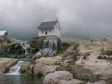 Chicoutimi Deluge de 1996 Petite Maison 5