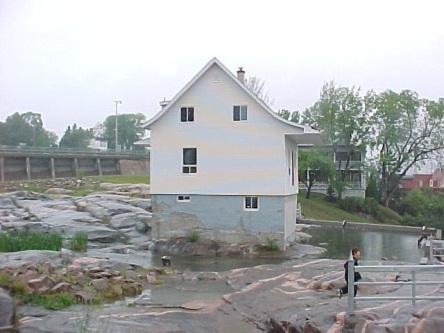 Chicoutimi Deluge de 1996 Petite Maison 7