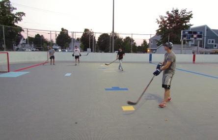 Montmagny joueurs de hockey d'ete 5 03-09-2016