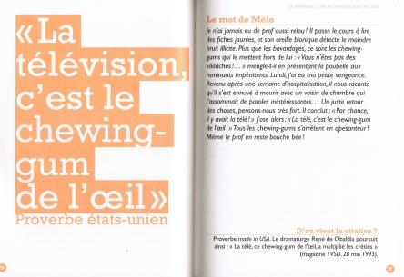 medias_télé chewing-gum de l'oeil